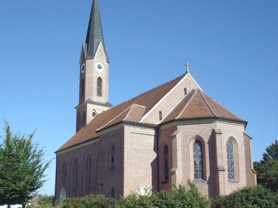 Pfarrkirche Reichelkofen