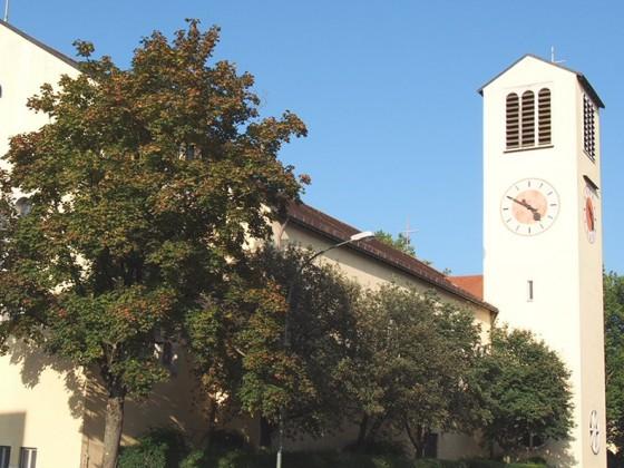 Pfarrkirche St. Konrad