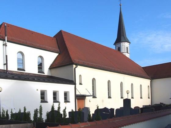 Pfarrkirche Wörth a.d. Isar